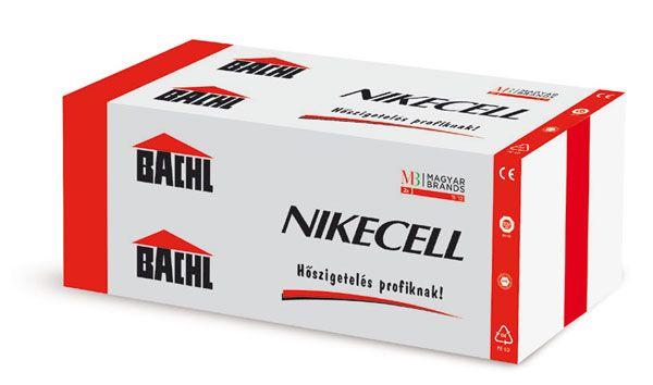 BACHL Nikecell EPS 80H homlokzati hőszigetelő lap képe
