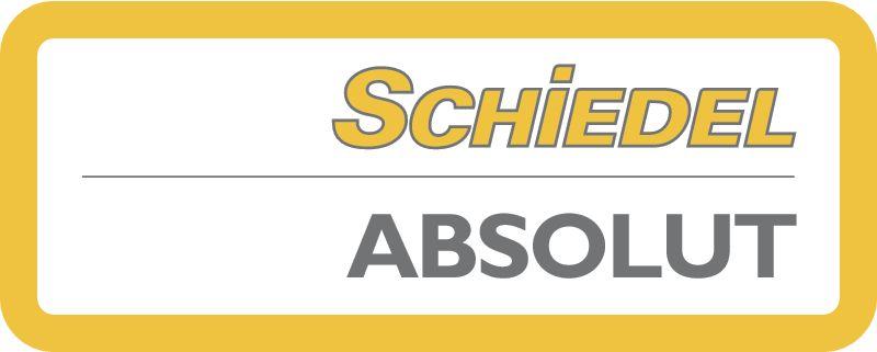 Schiedel Absolut kémény logó