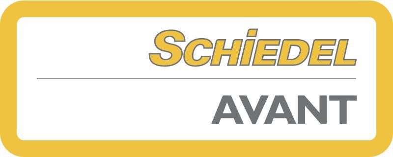 Schiedel AVANT kémény logó