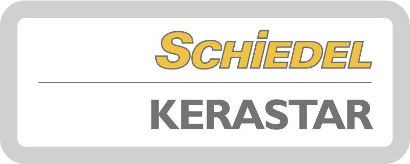 Schiedel Kerastar kémény logó