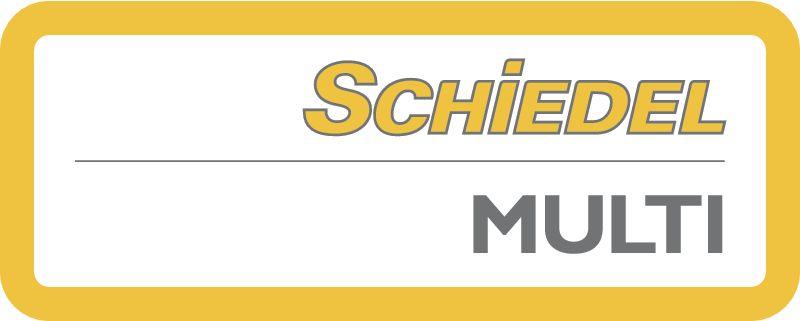 Schiedel MULTI kémény logó