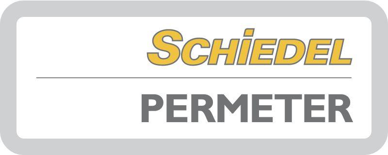 Schiedel Permeter kémény logó