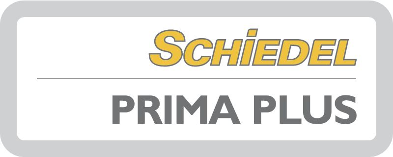 Schiedel PRIMA PLUS kémény logó