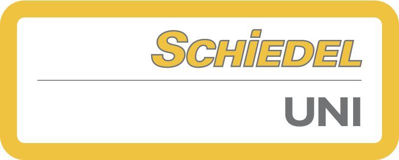 Schiedel UNI*** PLUS kémény logó