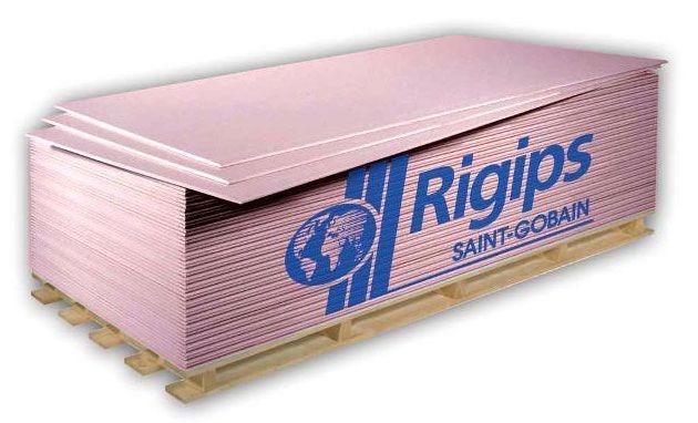 Rigips tűzgátló gipszkarton RF