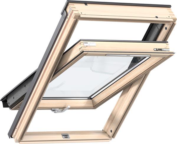 VELUX Standard Plus - billenő tetőtéri ablak GLL 1061B