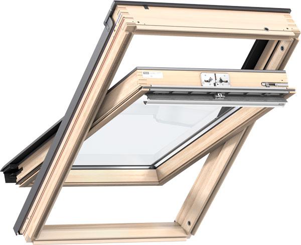 VELUX Standard - billenő tetőtéri ablak
