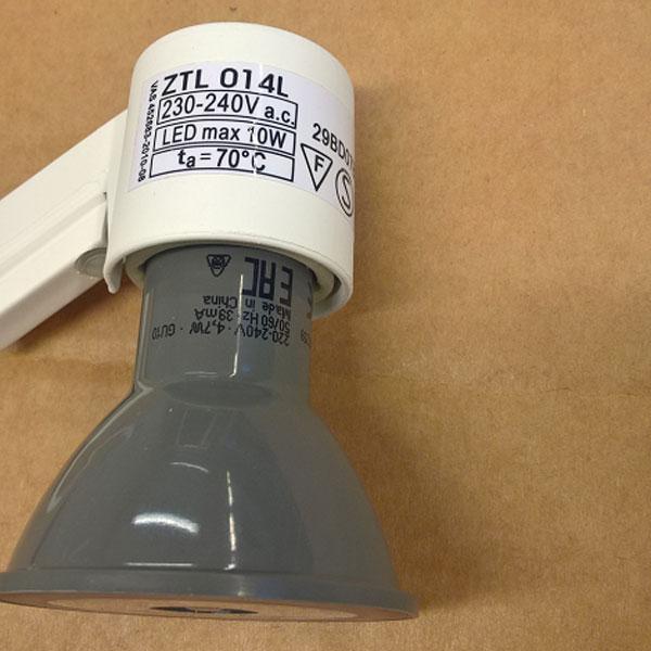 VELUX led lámpa fénycsatornához - ZTL