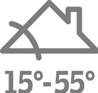VELUX Premium alsó-felső kilincses panoráma tetőtéri ablak - GPL